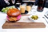 Yummmm!! Pulled Pork Burger!