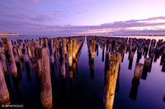 Princes Pier - Port Melborune