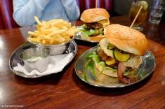 Yumm... Wagyu Burger!
